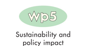WP 5 - Sustainability and policy impact